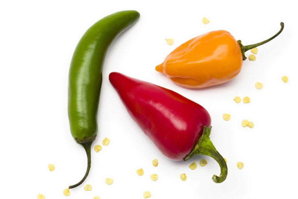 En este momento estás viendo Los beneficios para la salud de los chiles